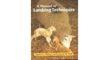 A Manual of Lambing Techniques by A Winter and C Hill