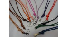 NEW COLOURS!! Nappa Leather Lanyard