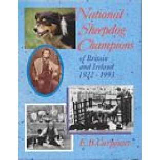 National Sheepdog Champions by Barbara Carpenter - REDUCED