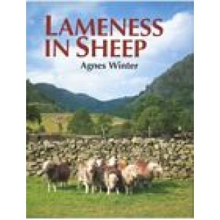 Lameness In Sheep by A Winter