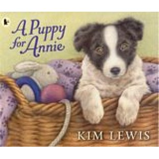 A Puppy For Annie by Kim Lewis