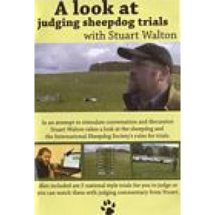 A Look at Judging Sheepdog Trials with Stuart Walton - REDUCED