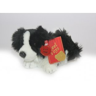 Small Border Collie by Keel Toys