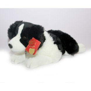 Deluxe Border Collie by Keel Toys