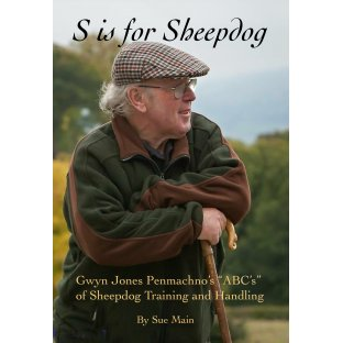 S is for Sheepdog