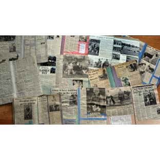 Mary Heaton's Sheepdog Scrapbooks
