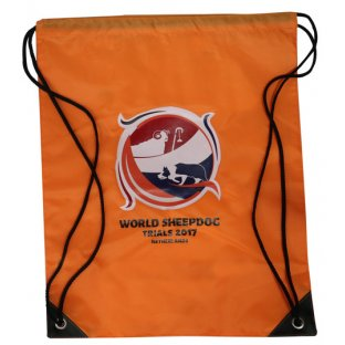 2017 World Trial Orange Bag REDUCED
