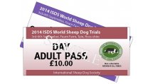 Event Tickets - 2014 WORLD TRIAL