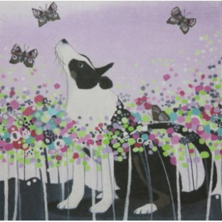 Single Blank Cards & Envelopes - International Sheep Dog Society
